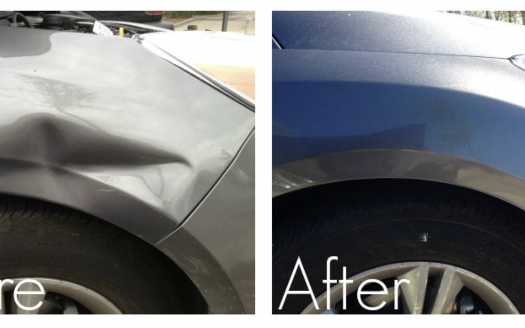 The Convenience Of Dent Removal